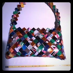 Purse. Cute little handmade bag. Never used